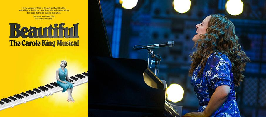 Beautiful: The Carole King Musical at Adler Theatre