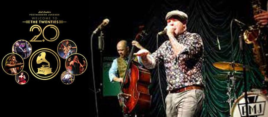 Postmodern Jukebox at Adler Theatre