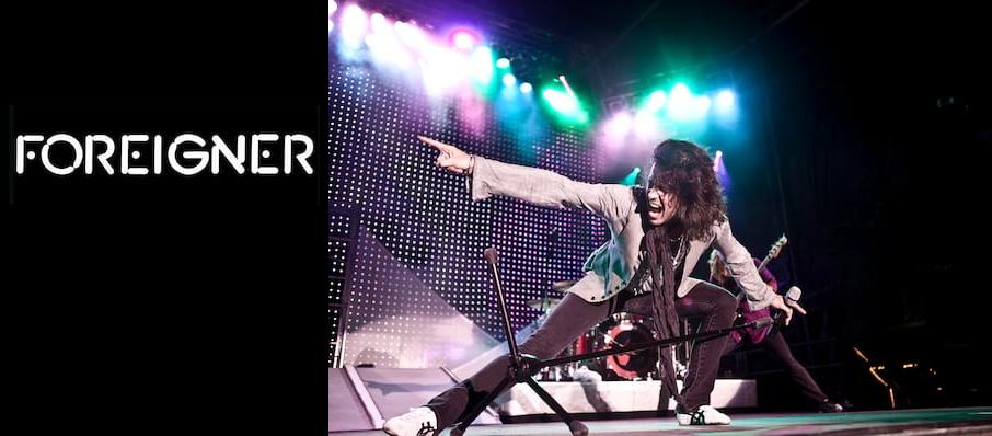 Foreigner at Adler Theatre
