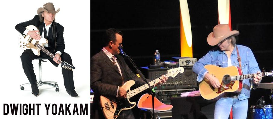 Dwight Yoakam at Adler Theatre